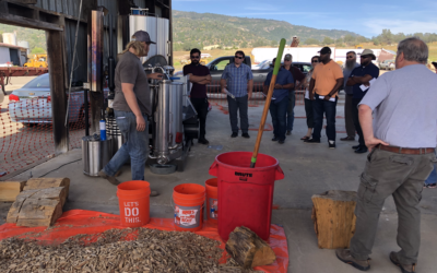 Biomass campus for microgrid technology in Auberry, CA – SRCD in the Mountain Press