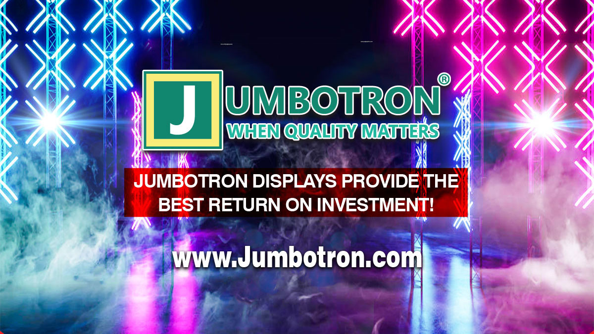 Jumbotron - Wall Video Screens, Outdoor Led Signs USA