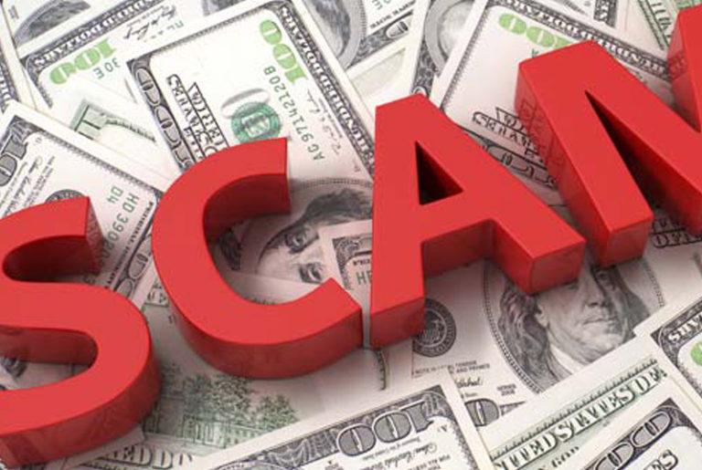 Ponzi Scheme - Murrin Law Firm