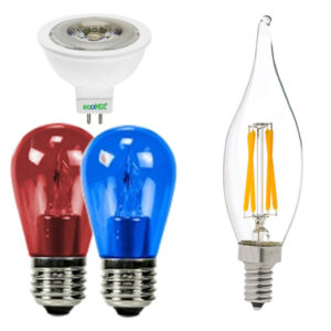 LED Specialty Bulbs