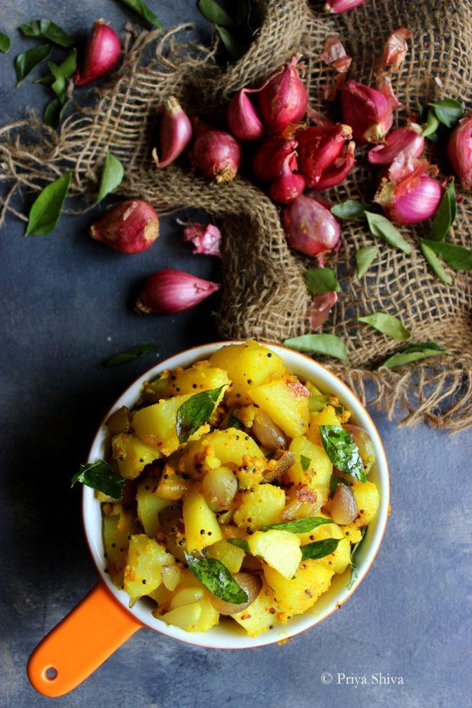 Easy Potato Stir Fry