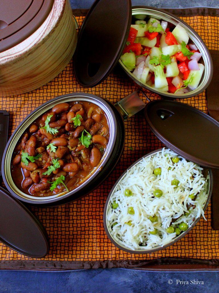 Vaya Tyffyn series - lunch box ideas