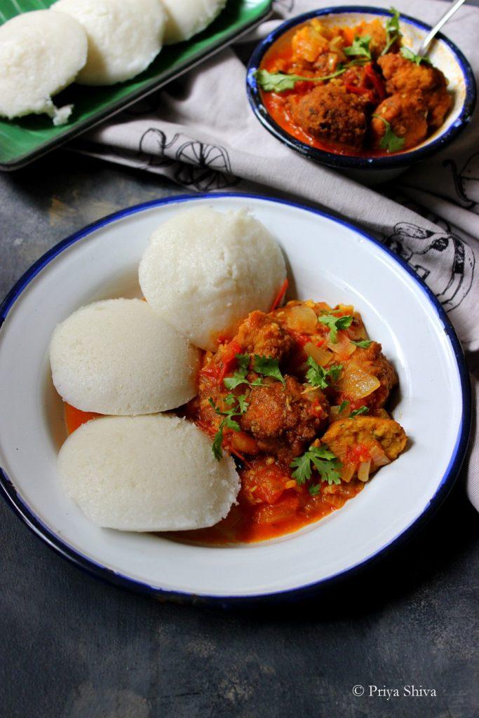 Chettinad Vada Curry Recipe