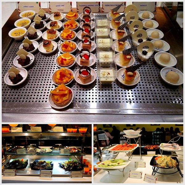 Regency Madurai by GRT - food