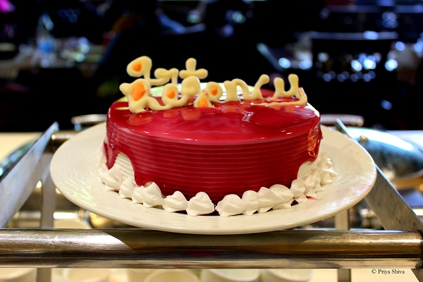 cake - Regency Madurai by GRT Hotels