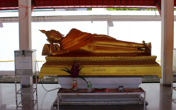 Wat Chaimongkron royalmonastery pattaya