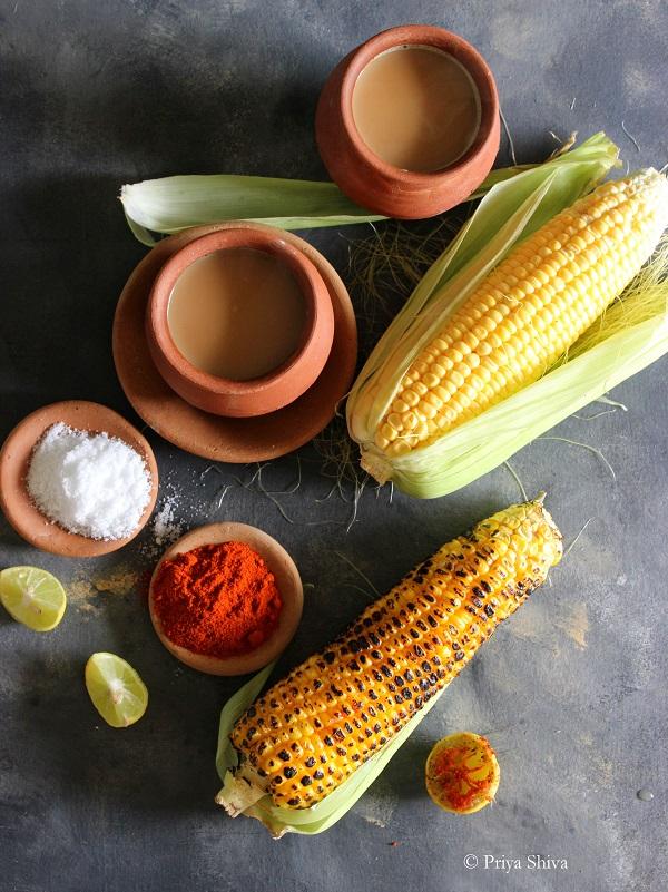 bhuna bhutta recipe