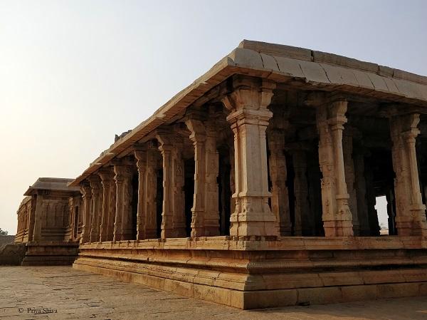 Pattabhirama temple hampi