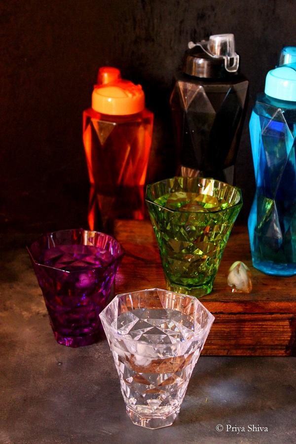 Nani Quartz Glasses And Crystal Bottle Review