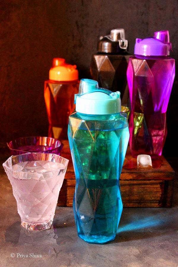 Nani crystal bottles review