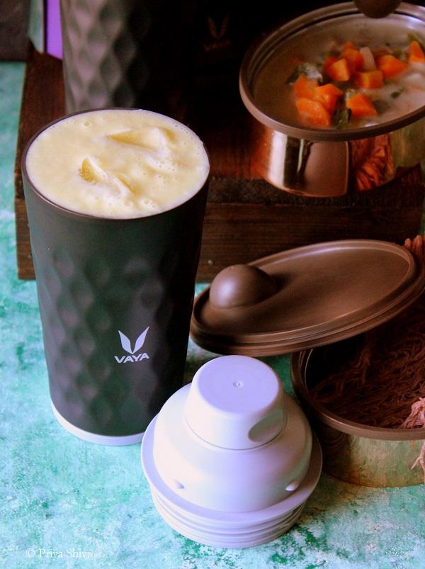 jackfruit smoothie - Vaya Drynk