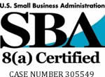 Small Business Association 8(a) Certified