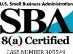 Small Business Association 8(a) Certified