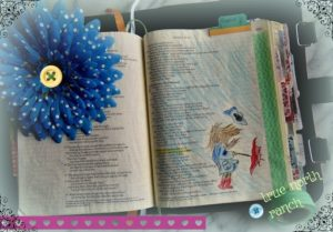 Getting Started Bible Journaling
