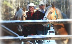 Merry Christmas and Happy New Year from True North Ranch!