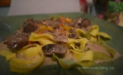 Beef Stroganoff A Ranch Favorite