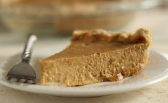 Honey Homemade Pumpkin Pie