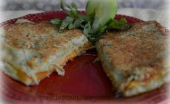 Zucchnni​​​ or Cucumber Grilled Cheese Sandwhi​c​​h…Amazing!