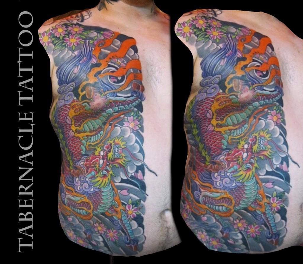 Kirin tattoo