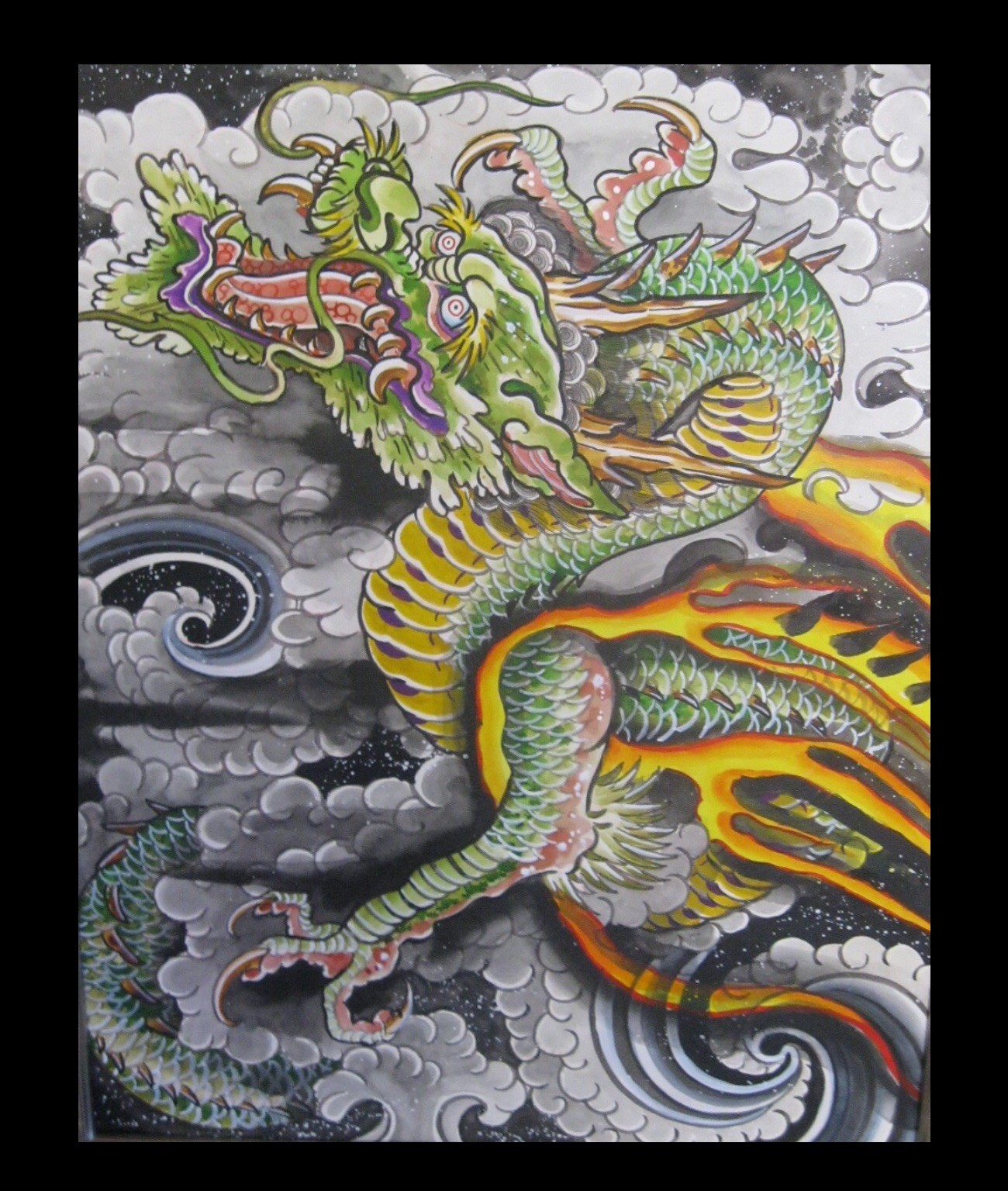 Dragon Party!