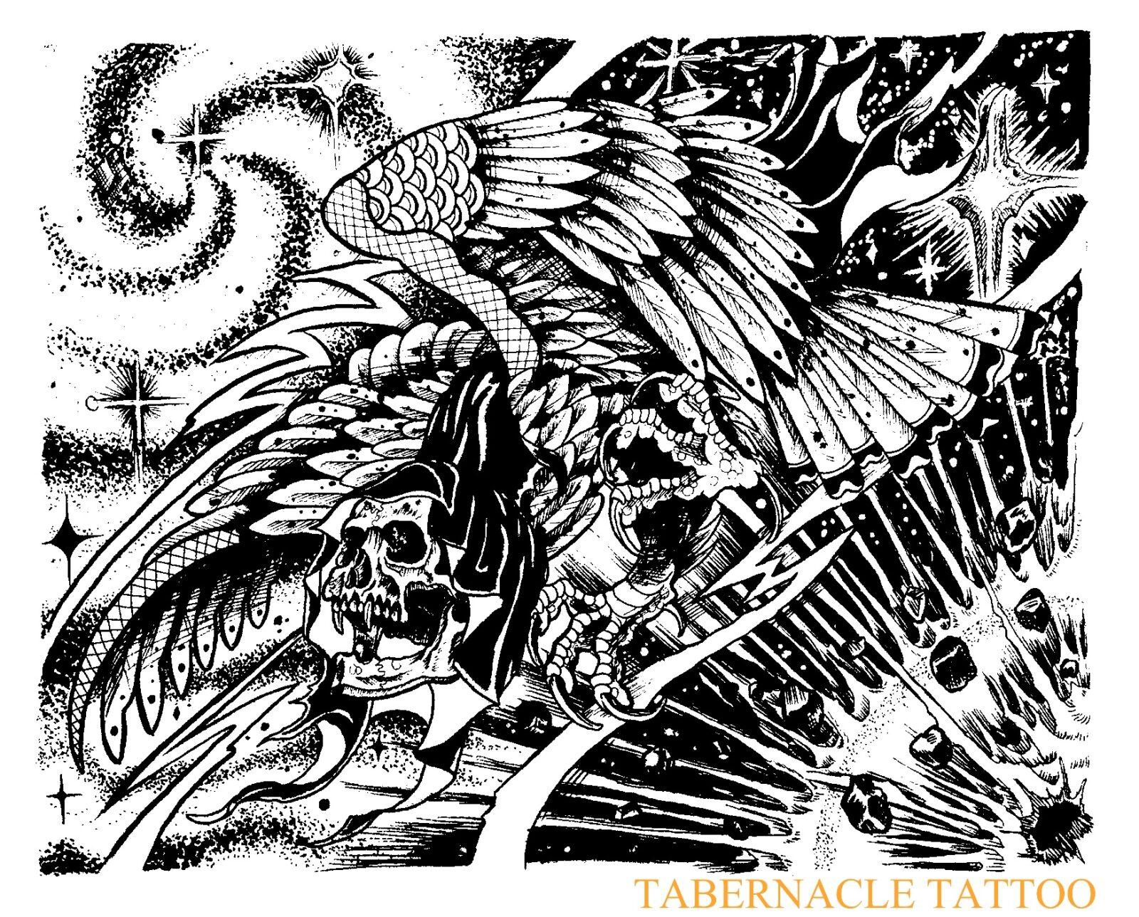 The Eagle Reaper