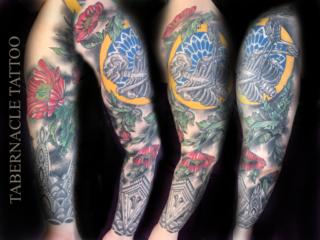 Best tattoo shop in Tampa, Tabernacle tattoo