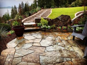 Landscaping Sandpoint Idaho