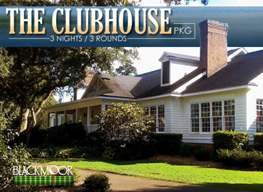 Blackmoor Golf Package - Clubhouse
