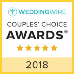 Mountain High Weddings Couples Choice Award 2018