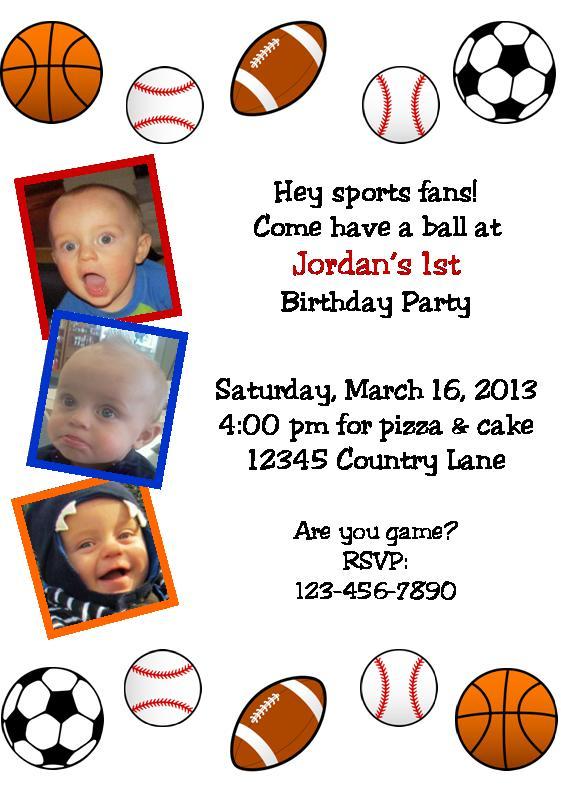 Sample Baby Birthday Invitations1
