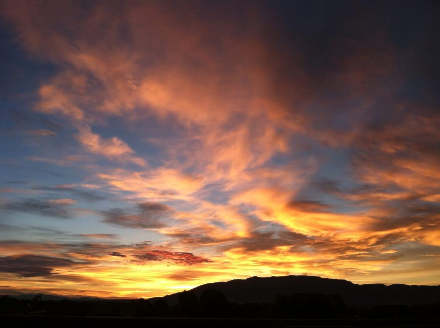 Sandia Sunrise - Albuquerque