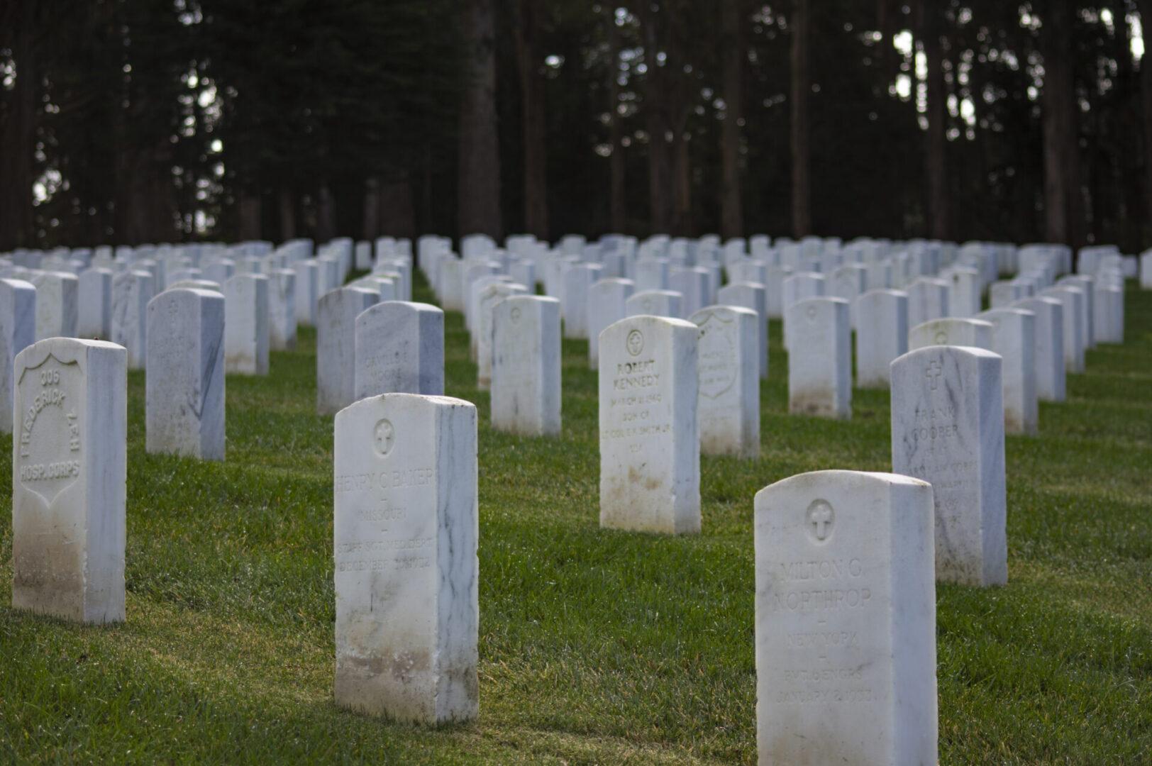 SF Nat'l Cemetery