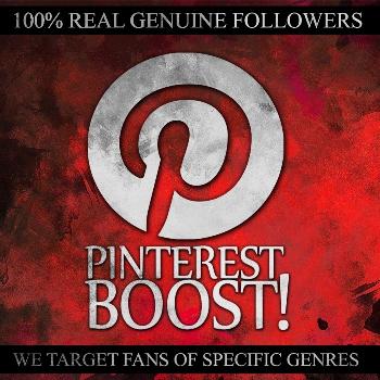 Pinterest Boost! Social Media Building Service from Gorilla Media