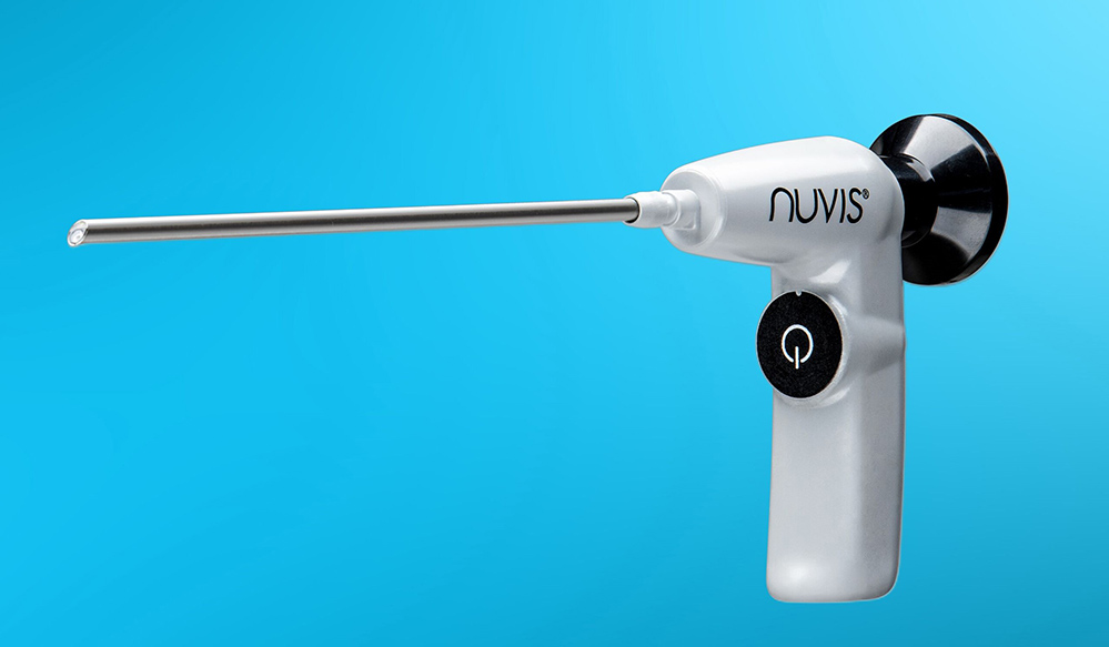 Integrated Endoscopy Initiates Worldwide Pilot Launch Of NUVIS Single-Use, HD, Battery Operated Arthroscope