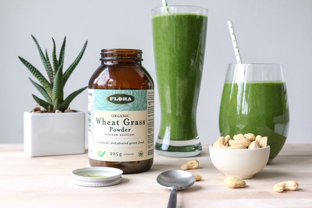 what are the health benefits of drinking wheatgrass