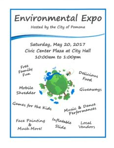 Environmental Expo @ Pomona Civic Center Plaza | Halle (Saale) | Saxony-Anhalt | Germany