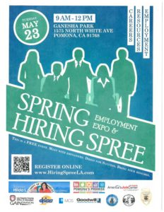 Spring Employment Expo & Hiring Spree