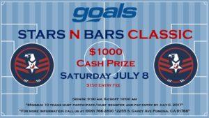 Goals' Stars and Bars Classic @ Goals Soccer Center   Pomona   California   United States