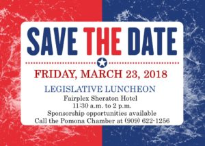 Legislative Luncheon @ Sheraton Fairplex Hotel and Conference Center | Pomona | California | United States