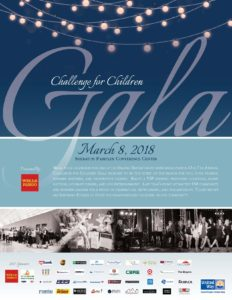 Challenge for Children Gala @ Sheraton Fairplex Hotel and Conference Center | Pomona | California | United States