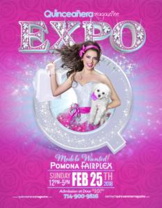 Quinceanera Magazine EXPO @ Pomona Fairplex | Pomona | California | United States
