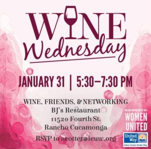Wine Wednesday @ BJ's Restaurant  | Rancho Cucamonga | California | United States