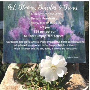 Art, Blooms, Burritos & Brews @ dA Center for the Arts | Pomona | California | United States