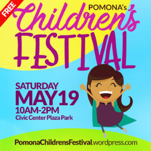 FREE Children's Festival - Pomona @ Pomona Civic Center Plaza Park | Pomona | California | United States