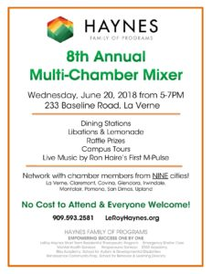 Multi-Chamber Mixer - Nine Cities! @ Haynes  Family Programs | La Verne | California | United States