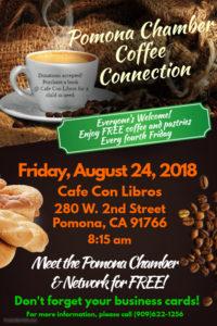 Coffee Connection @ Cafe Con Libross | Pomona | California | United States