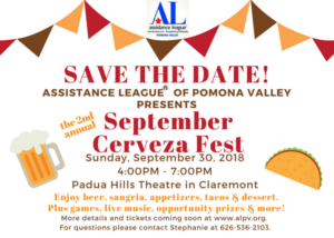 Cerveza Fest @ Padua Hill Theater | Claremont | California | United States