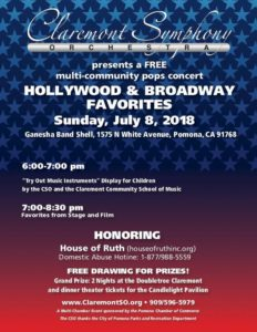 Free Multi-Community Concert @ Ganesha Band Shell | Pomona | California | United States