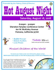 Hot August Night @ Sheraton Fairplex Conference Center | Pomona | California | United States