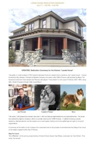 FREE Lassie House - Home Dedicaton @ Lassie House | Pomona | California | United States